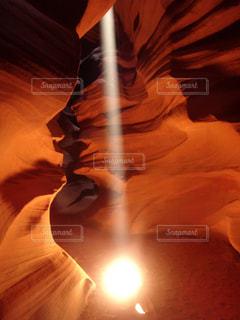 風景,アメリカ,光,アンテロープキャニオン,海外旅行
