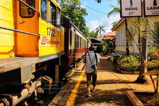 風景,電車,オーストラリア,鉄道,海外旅行,ケアンズ