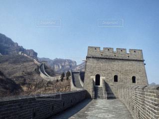 観光,道,中国,海外旅行,万里の長城