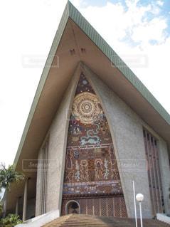 風景,建物,観光,海外旅行,パプアニューギニア