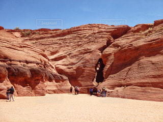 風景,アメリカ,観光,砂漠,アンテロープキャニオン,海外旅行
