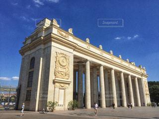 風景,公園,建物,観光,海外旅行,ロシア,モスクワ