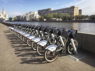 自転車,川,観光,海外旅行,ロシア,モスクワ,レンタル,サイクル