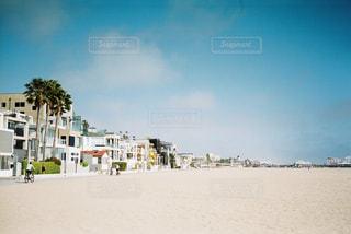ビーチのクローズアップの写真・画像素材[2432002]