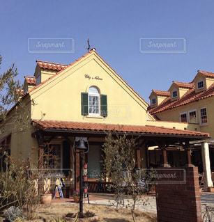 建物,屋外,黄色,家,お店,可愛い,幸せ,yellow,ケーキ屋さん