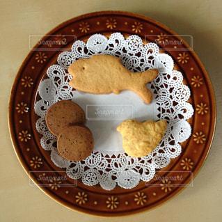 可愛いクッキーの写真・画像素材[1883095]