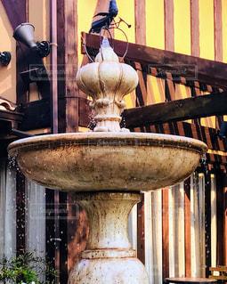 可愛い噴水の写真・画像素材[2116931]