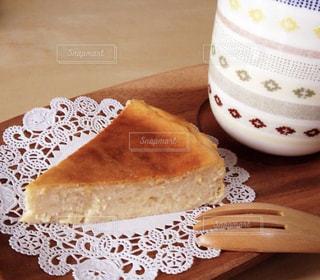 チーズケーキの写真・画像素材[3236229]