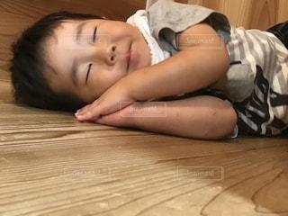 可愛い寝顔❤️の写真・画像素材[1787064]