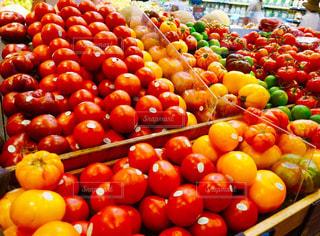 カラフル,鮮やか,フルーツ,果物,りんご,果実