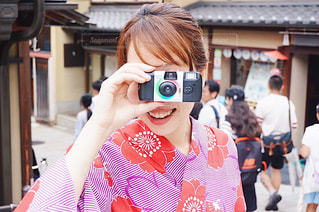 カメラ女子📸の写真・画像素材[1829473]
