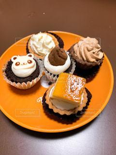 パンダ,可愛い,バレンタイン,チョコ,チーズケーキ,ミニタルト