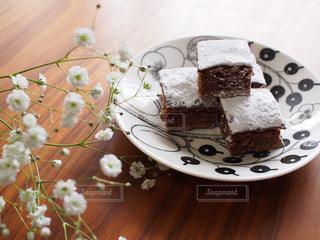 おやつ,チョコレート,バレンタイン,ブラウニー,手作りおやつ,オリンパスペン