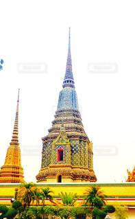 海外,カラフル,幻想的,旅行,タイ,寺院,寺,バンコク