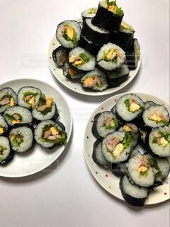 料理,和食,寿司,節分,太巻き,2月,恵方巻き