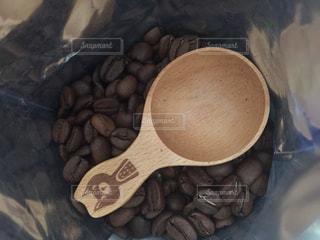 コーヒー豆の写真・画像素材[1853498]