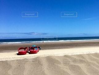 夏の海の写真・画像素材[3577626]