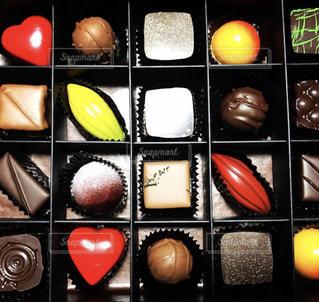 カラフル,バレンタイン,チョコ