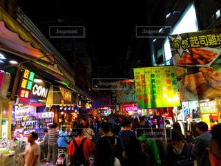 観光,夜市,海外旅行,台風,台中,1人旅