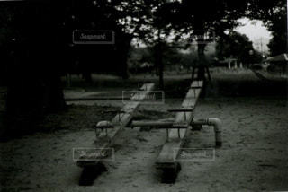 モノクロ写真の写真・画像素材[2444949]