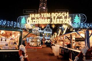 クリスマスマーケットの写真・画像素材[2823473]