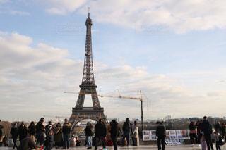 観光地,景色,フランス,パリ,エッフェル塔,海外旅行