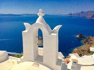 ギリシャ サントリーニ島の写真・画像素材[3252379]
