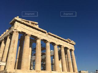 パルテノン神殿の写真・画像素材[3252376]