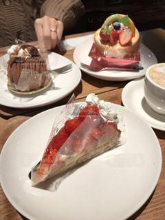 ケーキ,赤,いちご,モンブラン,イチゴ