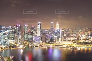 夜景,シンガポール