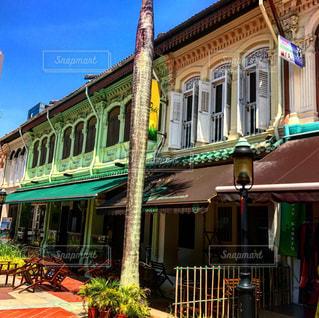 シンガポール,海外旅行,カトン地区,プラナカン建築物