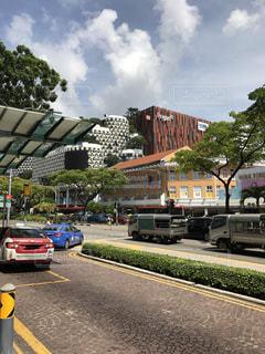 街並み,シンガポール,海外旅行