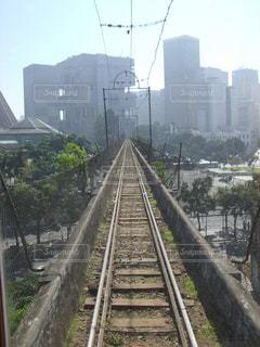風景,屋外,晴れ,線路,観光,旅行,鉄道,リオ,リオ  デ ジャネイロ