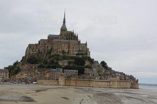 建物,フランス,エッフェル塔,海外旅行,モンサンミッシェル,修道院,監獄