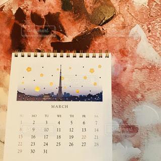 カレンダーの写真・画像素材[3035425]