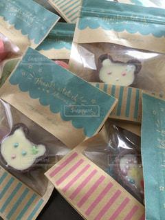 バレンタインデーのチョコレート作りの写真・画像素材[1798030]