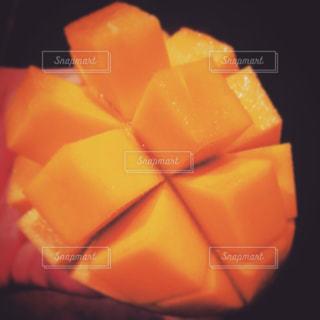 マンゴー,オレンジ,フルーツ