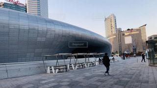 風景,都会,旅行,韓国,海外旅行,建築,ソウル,南大門,ddp,デザインプラザ