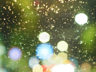 雨と光の写真・画像素材[2145452]