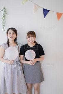 笑顔の女性達の写真・画像素材[2325681]