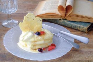 スイーツ,パンケーキ,ハート,可愛い,朝ごはん,テーブルフォト,美味しい,恋,マーク,ラブリー