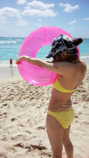 海,夏,海水浴,女の子,旅行,ホテル,ハワイ,おしゃれ,島国