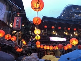 風景,景色,観光,旅行,台湾,九份,千と千尋の神隠し