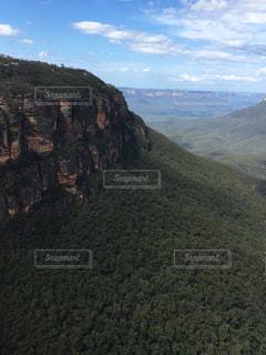 自然,海外,緑,旅行,オーストラリア,シドニー,眺め,ブルーマウンテンズ