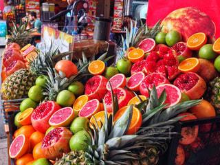 ピンク,ジュース,カラフル,オレンジ,フルーツ,市場,新鮮,ダイバーシティ,ザクロ,フレッシュ,多様性