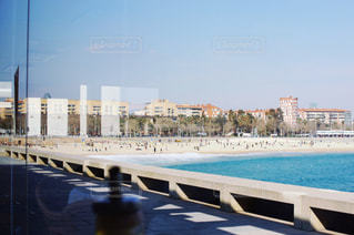 海,夏,群衆,ビーチ,観光,外国,旅行,市場,レストラン,スペイン,バルセロナ,地中海,夏休み,にぎやか,オリーブオイル,ワイングラス,休暇,サンジョゼップ市場
