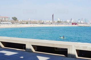 風景,海,空,夏,ビーチ,ボート,青,観光地,観光,外国,旅行,市場,スペイン,バルセロナ,地中海,夏休み,海外旅行,ワイングラス