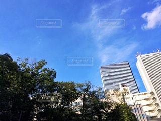 都会の空の写真・画像素材[2420224]