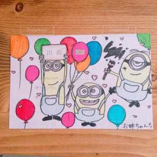 イラスト,絵,アート,結婚式,手書き,カード,返信,招待状アート