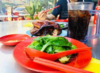 食事,コーラ,マレーシア,東南アジア,海外旅行,クアラルンプール,アロー通り
